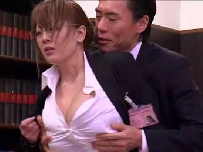 【田中瞳】超爆乳のエリート部長が取引先のクライアントの社長に契約を打ち切られたくなければと脅され犯される。無理やり媚薬を塗られアナル処女を奪われた