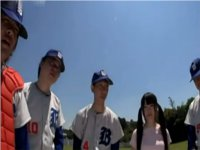 野球部のマネージャーみなみちゃん