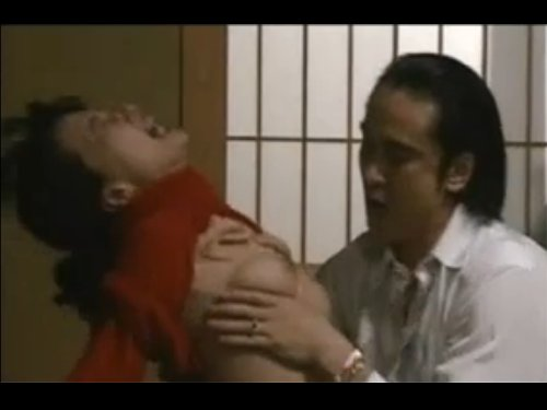 【Vシネマ濡れ場】組長の女房が亭主に犯されるDV スレンダーな美人の姉さんが夫に幽閉され屈辱的にハメられる どんな女とやっても最後はお前の中で出してやる