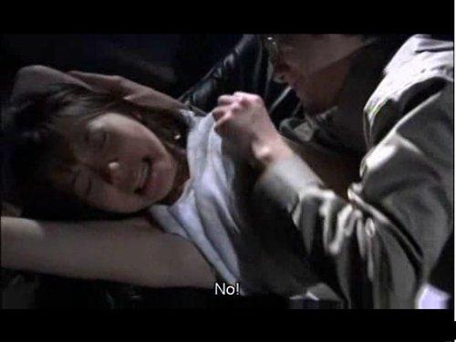 【Vシネマ】婚約者を救いだそうとして、監禁拘束された娘。丁寧な言葉づかいをする冷酷な組織のボスに犯された巨乳