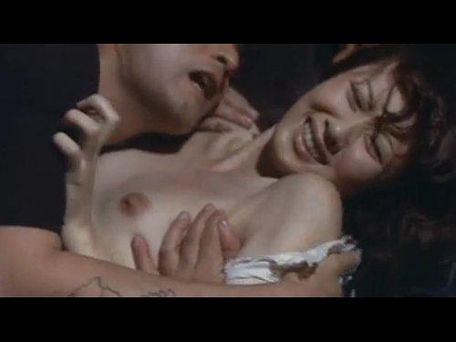 【ピンク映画】バレリーナを殴り衣服を引き裂き犯す濡れ場 二人の男が輪姦 強姦なのに感じさせる男 何よりゾッとしたのはホモ野郎たちの狂気の死姦