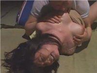 女教師強姦