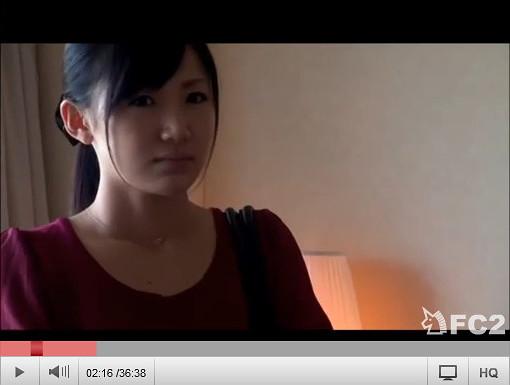 【流出】ポニーテールが可愛い美人教師が調教されてる映像