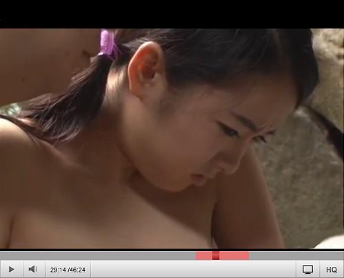 山形県のとある温泉宿ではバイトの●学生が背中を流してくれるみたいなので、そのまま犯してみました