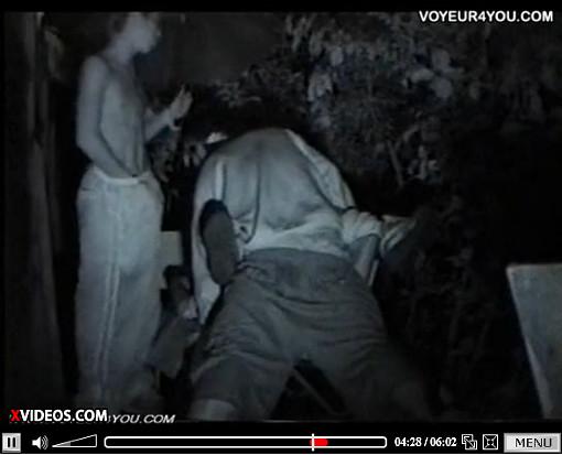泥酔ギャルを介抱する二人組。ぐったりしほぼ意識が無いとみるとギャルのパンツを脱がし青姦レイプする衝撃の現場を赤外線盗撮してしまった!!