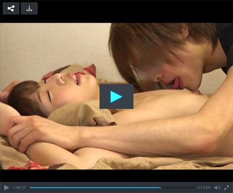 「彼氏としかしないよ…あん♡」ガードが固い女友達を感じさせて落とすイケメン大学生