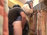 女性向けショップの店員をレイプ