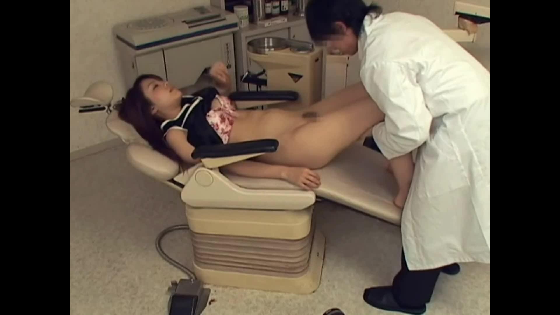 全身麻酔でレイプする鬼畜歯科医